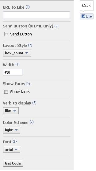 Customise Facebook