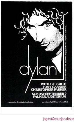 Bob Dylan by Jagmo