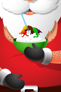 Christmas iPhone Wallpapers Themes