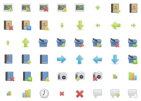 Free High Quality Icon Sets - 178 Amazing Web Design Icon