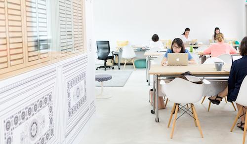 Woolfworks Coworking Singapore