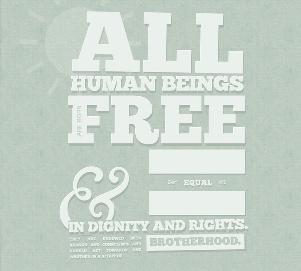 All Human Beings