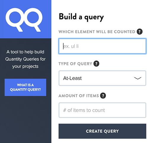 QuantityQueries.com