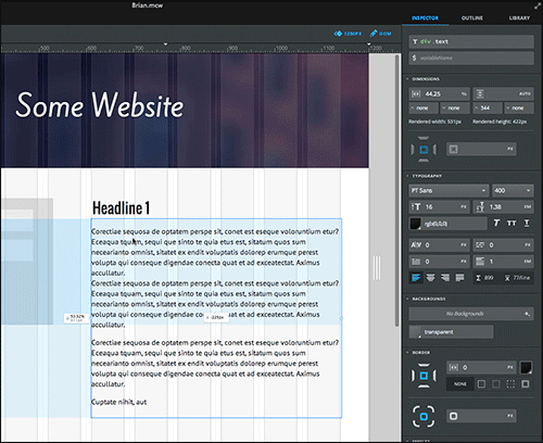 Next-Generation Responsive Web Design Tools: Webflow, Edge Reflow, Macaw