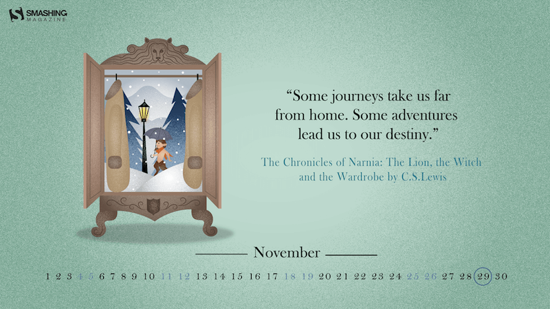 Happy Birthday C.S.Lewis!
