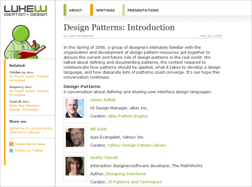 Design Patterns: Introduction