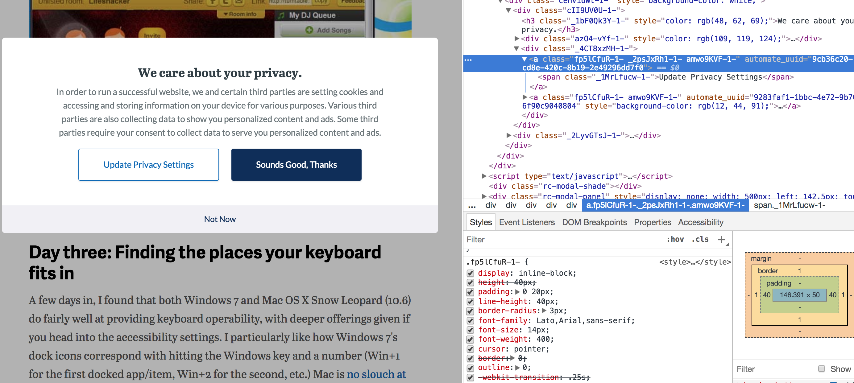 I Used The Web For A Day With Just A Keyboard — Smashing