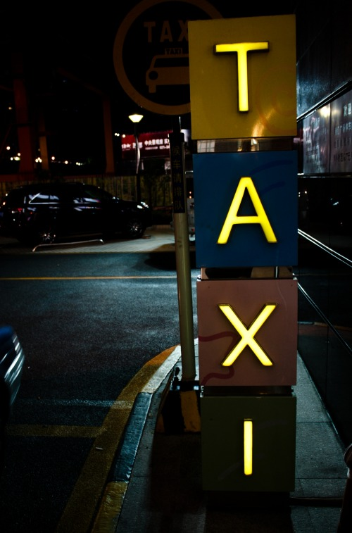 Wayfinding and Typographic Signs - all-boxed-up