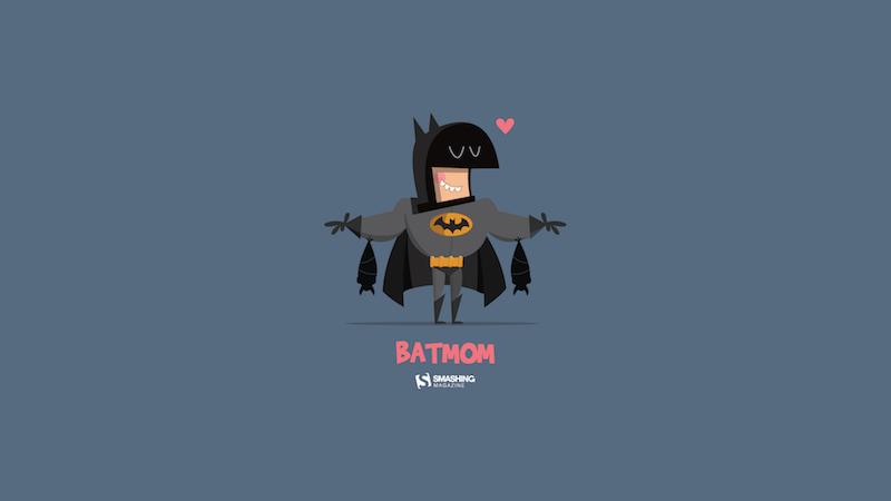 Batmom