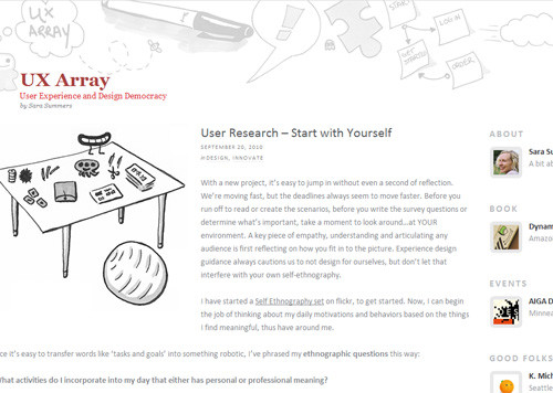 UX Array
