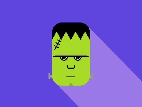 'Frankenstein' by Belia Simm