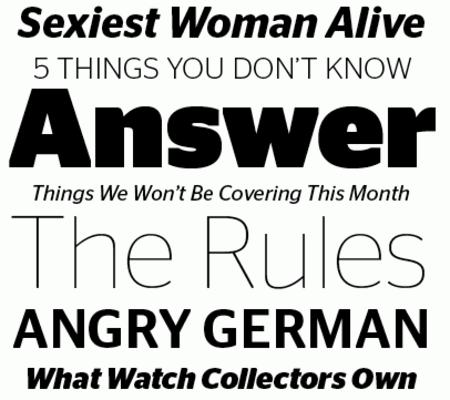 Professional Typefaces - Schwartzco Inc.