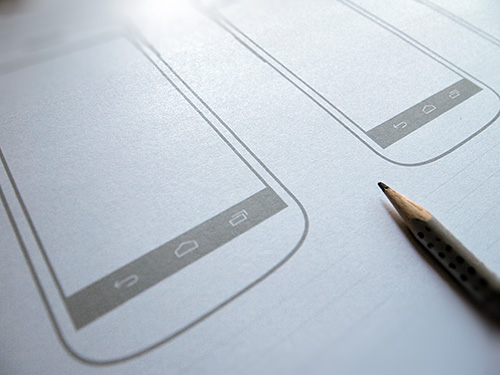 Android 4.x template