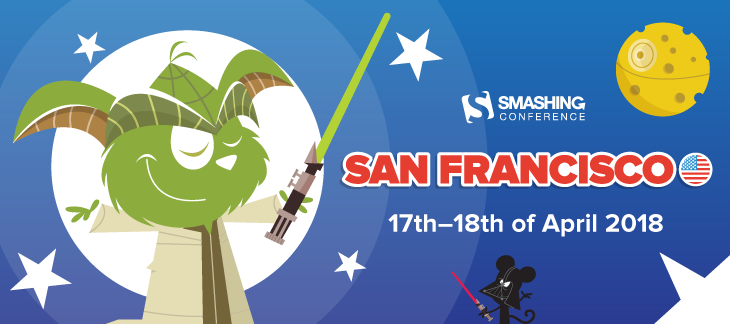 SmashingConf San Francisco 2018