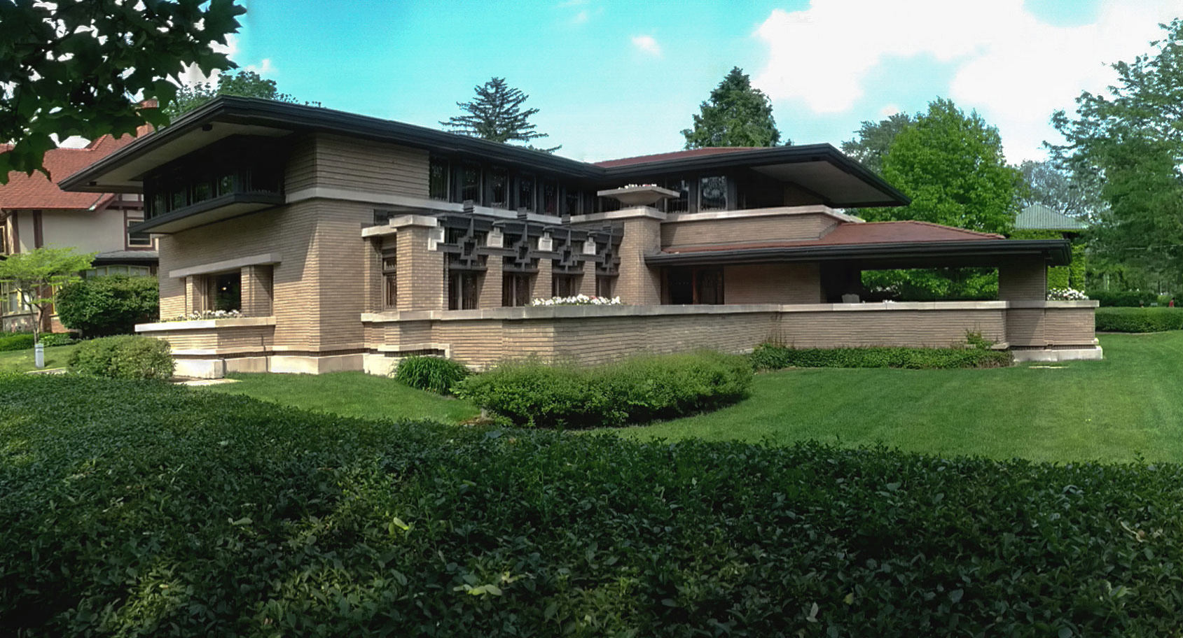 A Frank Lloyd Wright Approach To Digital Design Smashing Magazine – Meyer May House Floor Plan