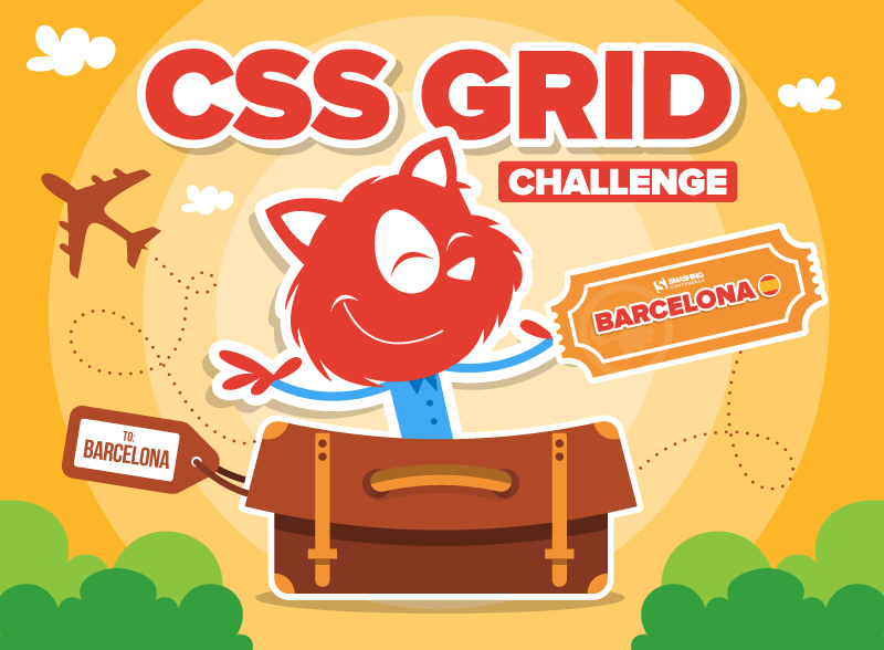 CSS Grid Challenge