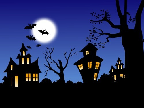 Halloween Night Wallpaper 1024x768 1152x864 1280x960 And 1600x1200