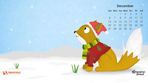 Foxy Winter!