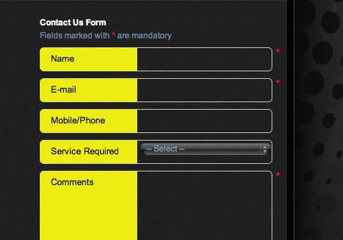 Bit Solutions Form
