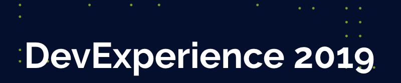 DevExperience 2019