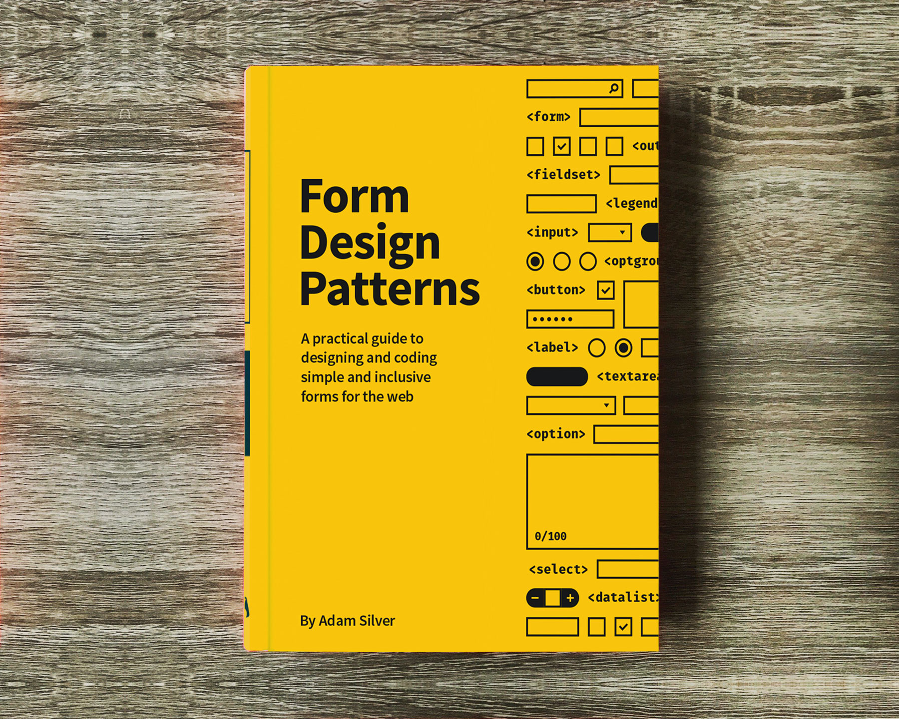 Meet Form Design Patterns Our New Book On Accessible Web Forms Now Shipping Smashing Magazine