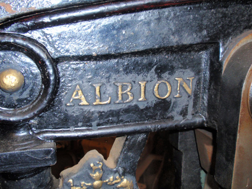 The Albion Press.