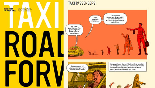 Taxi07:Roads Forward