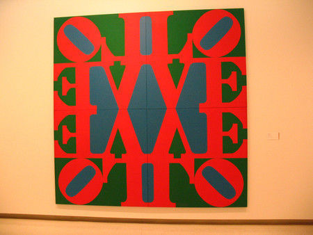 Pop Art Showcase - David Hockney