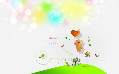 spring desktop wallpaper free download