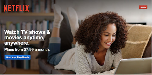 Netflix free trial: one month and you're hooked for life