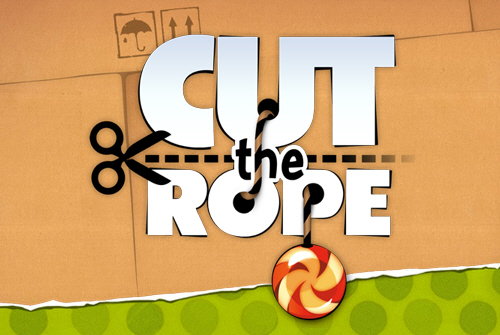 Microsoft used an HTML5 version of Cut the Rope to demo its latest browser.