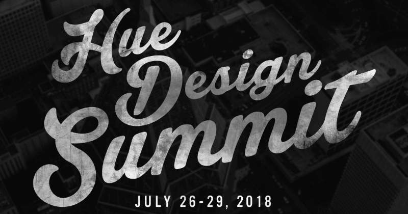 Hue Design Summit 2018
