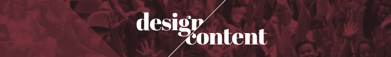 Design & Content Conference 2019