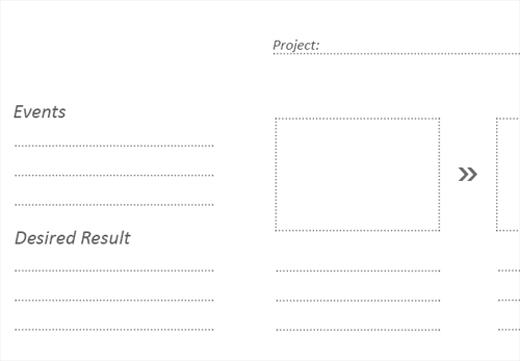 Scenario, Taskflow and Grid Sketchsheets