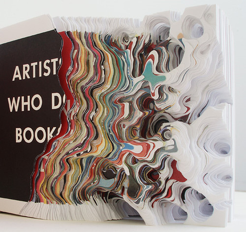 Artists who make pieces, Artists who do books (detail)