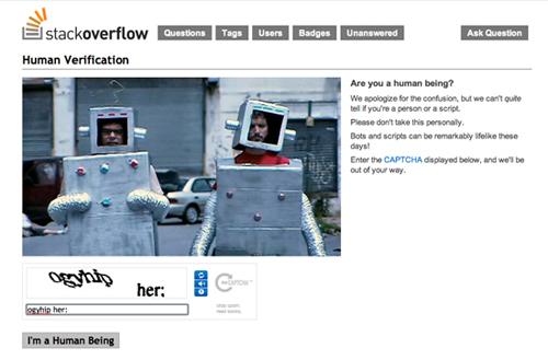 Stackoverflow Bots
