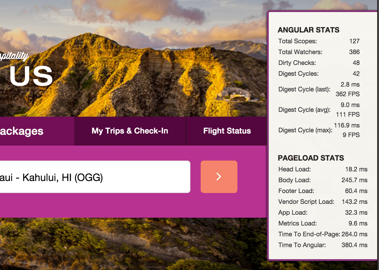 Lessons Learned In Big App Development, A Hawaiian Airlines Case