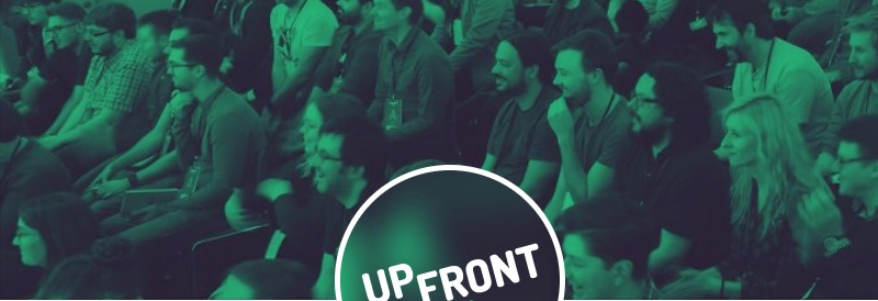 Up Front Conf 2019