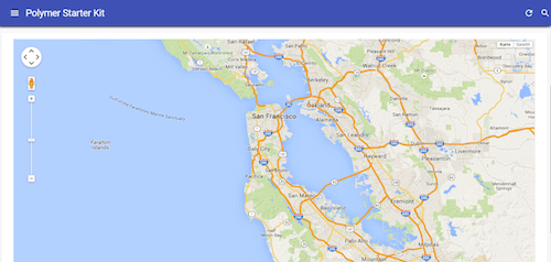 Adding a Google Map without tinkering with any iframe or initializing a JavaScript library
