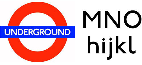 Typography by Edward Johnston