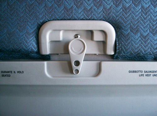Wayfinding and Typographic Signs - plane-table-opener