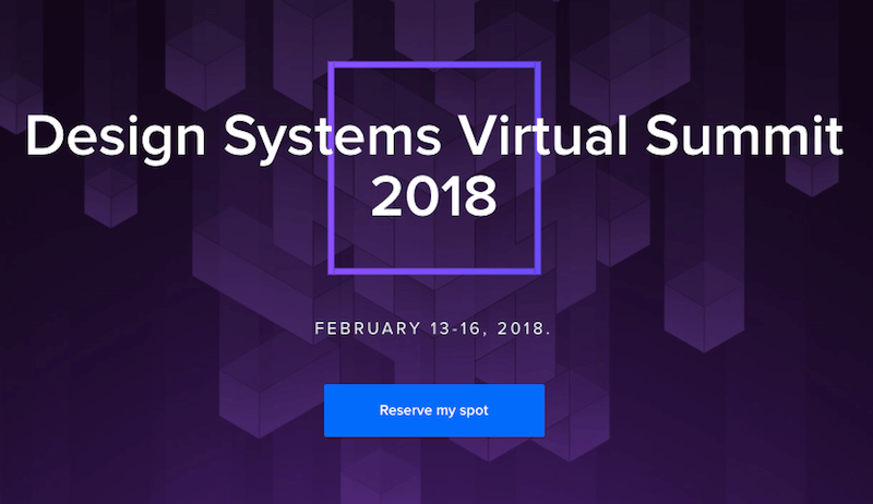 Design Systems Virtual Summit