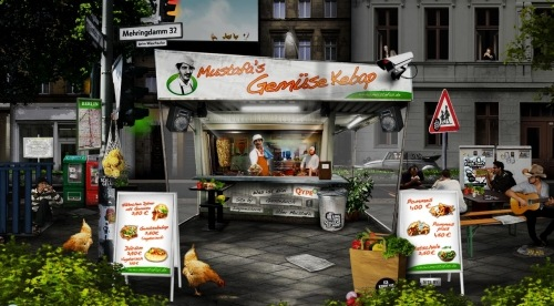 Mustafas Gemüsekebap in Showcase of Web Design in Germany