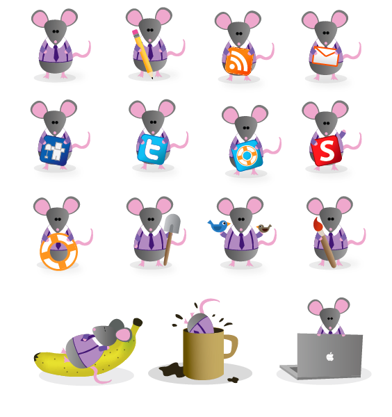 55 high quality sets with free desktop icons smashing magazine