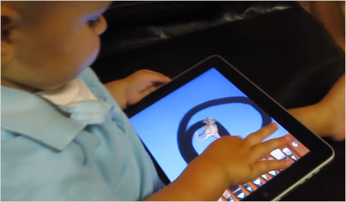 For the first time ever, a generation of people starting as babies are using the touch-based apps we create.