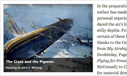 Smooth Fading Image Captions with Pure CSS3