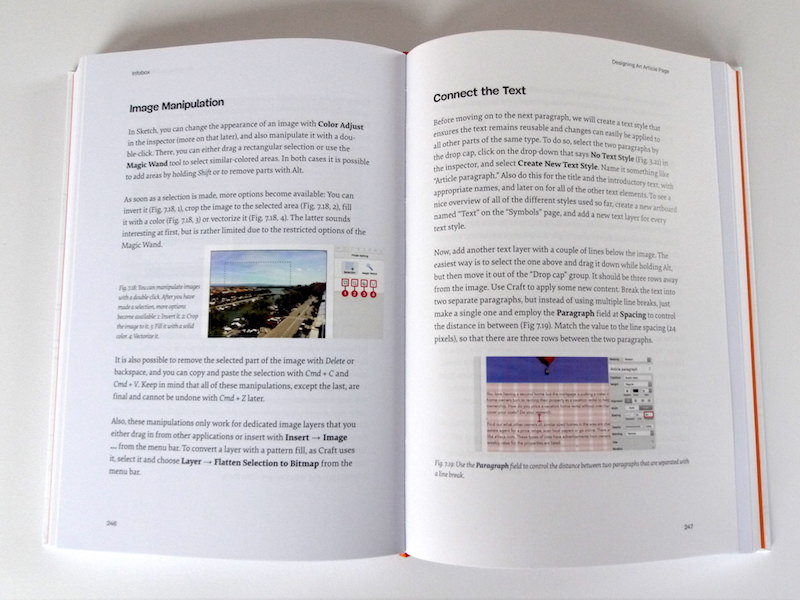The Sketch Handbook is now available, shipping worldwide