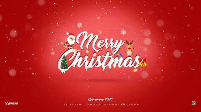 Christmas Wallpaper — Season Of Joy