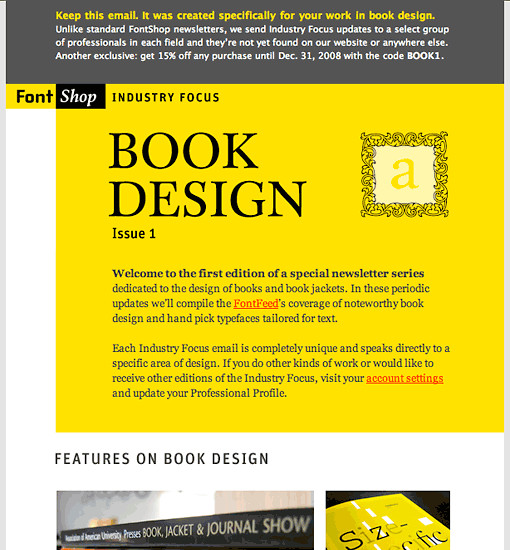 Best Newsletter Designs Smashing Magazine