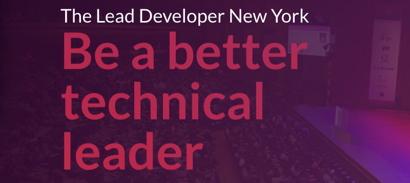 The Lead Developer New York 2019
